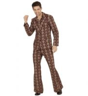 70's Groovy Retro Suit Old School (08953)